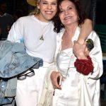 Bábara Paz e Rosamaria Murtinho