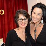 Elzinha Barroso e Adriana Almeida
