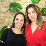 Fernanda Rodrigues e Paula Costa