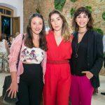 Gabi Gianni, Paula Costa e Larissa Bracher