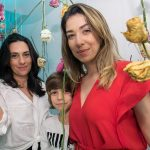 Georgiana Asfora, Matheus e Paula Costa