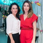 Georgiana Asfora e Paula Costa