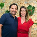 Guto Brito e Paula Costa