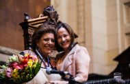 Leda Nagle recebe Medalha Tiradentes