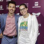 João Pedro Zappa e Letícia Colin