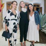 Juliana Barros, Catarina Grunewald e Bruna Barros