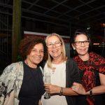 Kuka Soares, Tânia Pacheco e Suely Dias