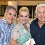 Luis Villarino, Vera e Luiz Bangel