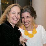 Maria Ady Penteado e Isabella Sohnchen