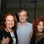 Marisa Graça, Antonio Cícero e Susi Cantarino
