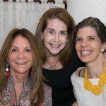 Mercedes Masque, Nelma Canelas e Isabella Sohnchen