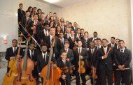 Orquestra Sinfônica Jovem do Rio de Janeiro se apresenta na Cidade das Artes