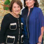 Olga de Araújo Pereira e Cristina Burlamaquide