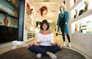 Modelo Dani Sarahyba é eleita madrinha da 11ª Campanha do Bem da Fiszpan, em prol do INCAvoluntário