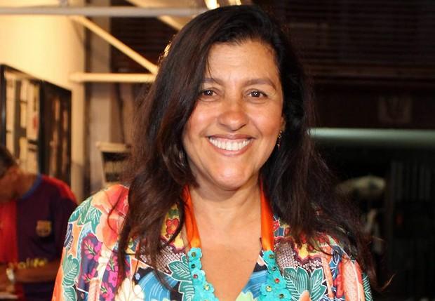 Regina Casé está sem projeto na Globo