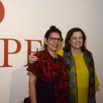 Suely Dias e Helena Severo