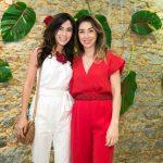 Talitha Rossi e Paula Costa