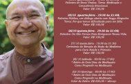 Ciclo de palestras com o monge