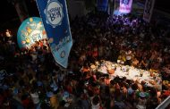 Maior roda de samba do mundo entra para o Livro dos Recordes