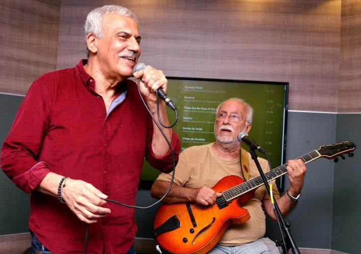 Roberto Menescal festeja 80 anos com pocket show