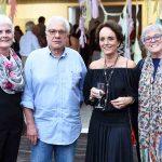 Cristina Savio, Paulo Savio, Angela Savio e Regina Savio