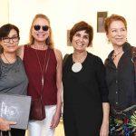 Heloisa Faria, Ana Candida, Margarida Vianna e Regina Osorio