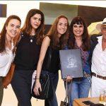 Paula Chiaradia, Carol Gayoso, Carol Saione, Lina Quindere e Cadas