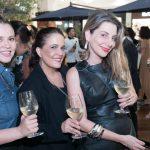 Aline Moniz, Marcia Kemp e Renata Reis