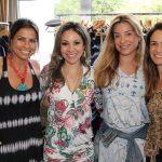 Andrea Simonelli, Alessandra Amaral, Fabiana Renout e Lucia Lucas