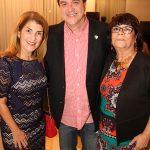 Angela Pereira, Eduardo Moiolli e Suara de Azevedo