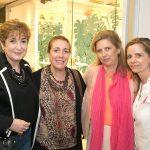 Betty Debkiewicz,, Kiki Gouvêa, Kika Gama Lobo e Priscila Bentes