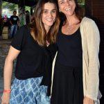 Bianca Kaplan e Renata Chidid