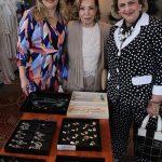 Claudia Jannuzzi, Ilka Bambirra e Cristina Aboin