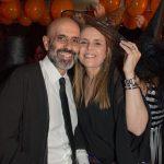 Claudio Gomes e Monica Góes