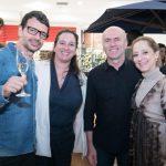 Daniel Mattar, Silvia Rogar, Gringo Cardia e Ana Botafogo