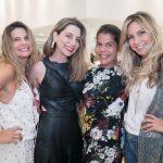 Danielle Rabello, Renata Reis, Daniela Falcao e Maria Rita Magalhães Pinto