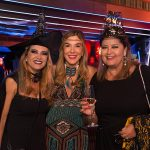Debora Barbosa, Bete Floris e Jeanette Sendas