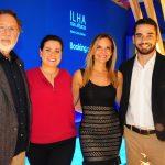 Emir Penna, Giselle Lima, Aline Haeckel e Felipe Sá