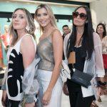 Erika Bourguignon, Jessica Garducci e Karla Ortiz