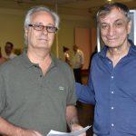 Everardo Miranda e Antonio Cícero