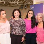 Fernanda Muniz, Patricia Canelha, Jessica Riba e Valquiria Arantes