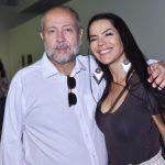 Fernando Cochiarale e Margareth Telles