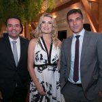 Francisco Duarte, Lucianne Missiaggia e Afranio Miranda