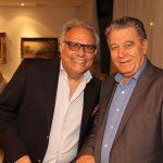 Franklin Toscano e Manoel Rui da Silva