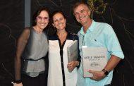 Gisele Taranto Arquitetura lança seu livro no Casa Cor Rio