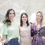 Juliana Heide, Lari Duarte e Lorena Campello