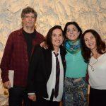 Juliano Guilherme, Marilou Winograd, Anna Stingel e Lígia Teixeira