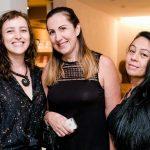 Julyana Weksler Viviane Furtado e Jane Rodrigues