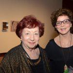 Lea Soibelman e Yolanda Freyre