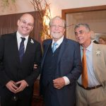 Leo Borges, Brian Michael Neele e Sinezio de Souza